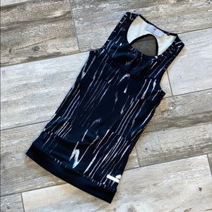Stella McCartney Athletic Tank Top Black XS